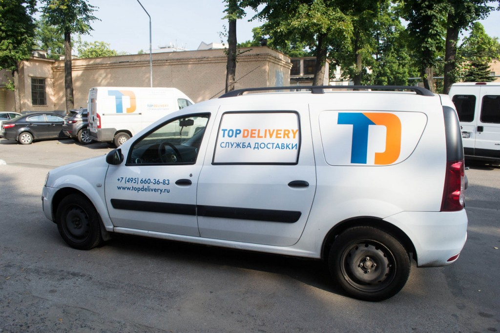 Служба доставки TopDelivery